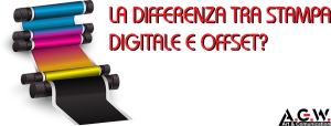 STAMPA DIGITALE OFFSET